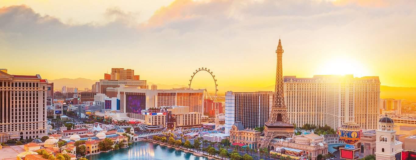 LASIK Las Vegas view